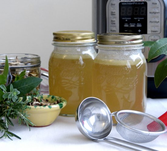 Bone Broth and Instant Pot