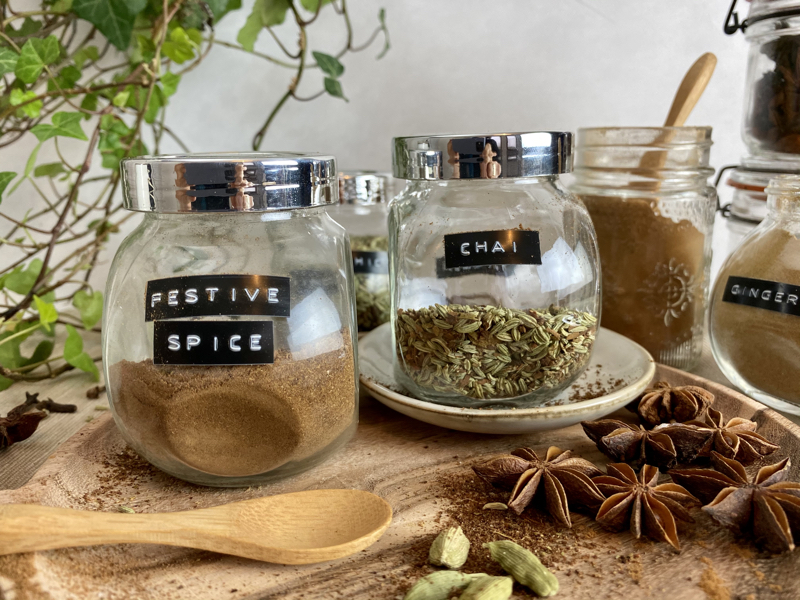 Festive Spice Mix and Midwinter Chai